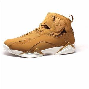 Jordan's Men's True Flight Basketball Shoes.